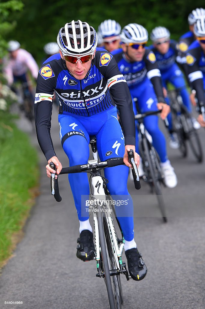 103rd Tour de France 2016 / Training Team Etixx QS Daniel MARTIN (IRL)/ Training Team Etixx QS (BEL) / TDF /