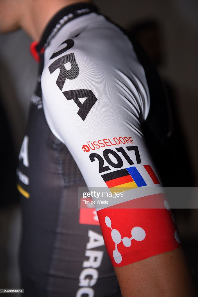 103th Tour de France 2016 / PC Team Bora Argon 18 Illustration / Tour de France Start / Germany Dusseldorf / 2017 / Press Conferance Team Bora Argon 18 (GER)/ TDF /