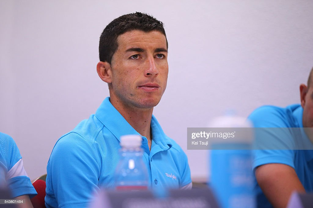 103th Tour de France 2016 / PC Team Sky Sergio Luis HENAO MONTOYA (COL)/ Press Conference Team Sky (GBR)/ TDF /