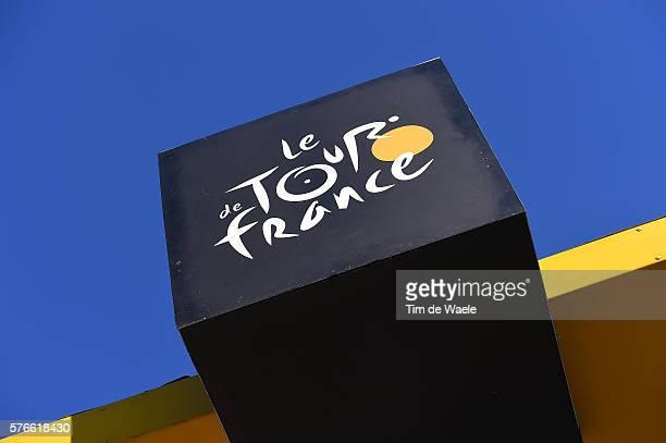 103th Tour de France 2016 / Stage 14 Illustration / Logo / Tour de France / Montelimar VillarsLesDombes Parc Des Oiseaux / TDF /