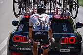 103th Tour de France 2016 / Stage 17 Warren BARGUIL / Crash / Injury / Illustration / Bern FinhautEmosson 1960m / TDF /