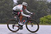 103th Tour de France 2016 / Stage 19 Warren BARGUIL / Rain / Albertville SaintGervais Mont BlancLe Bettex 1372m/ TDF /