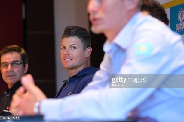 104th Tour de France 2017 / PC Team Astana Pro Team Jakob FUGLSANG / Press Conference / Team Astana Pro Team / TDF /