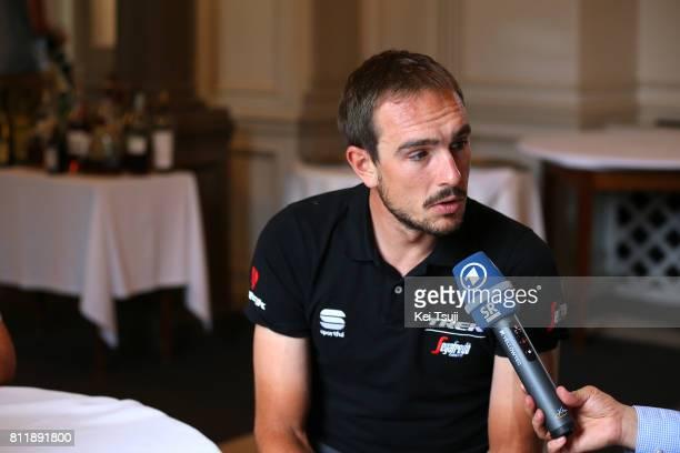 104th Tour de France 2017 / PC Team Trek Segafredo John DEGENKOLB / Team Trek Segafredo / Press Conference/ Rest Day/ TDF/