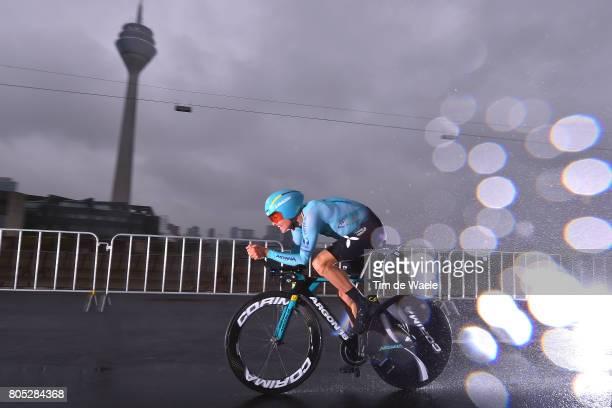 104th Tour de France 2017 / Stage 1 Jakob FUGLSANG / Dusseldorf Dusseldorf / ITT/ Individual Time Trial/ TDF/