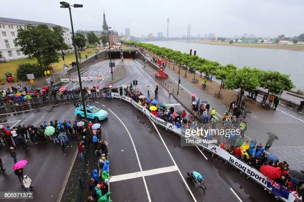 104th Tour de France 2017 / Stage 1 Jakob FUGLSANG / Dusseldorf Dusseldorf / ITT/ Individual Time Trial / TDF/