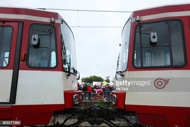 104th Tour de France 2017 / Stage 1 Nils POLITT / Tram / Train / Dusseldorf Dusseldorf / ITT/ Individual Time Trial / TDF/