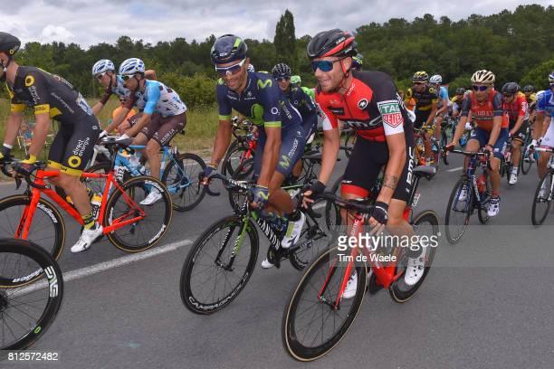 104th Tour de France 2017 / Stage 10 Nikias ARNDT / Daniele BENNATI / Perigueux Bergerac / TDF/