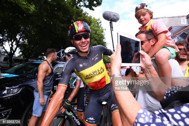 104th Tour de France 2017 / Stage 11 Arrival / Oliver NAESEN / Eymet Pau / TDF /