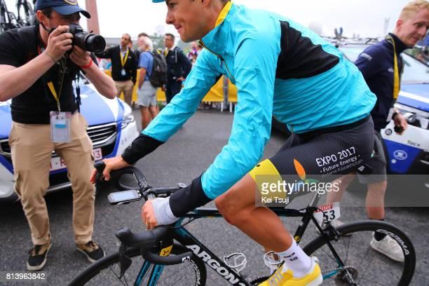 104th Tour de France 2017 / Stage 12 Jakob FUGLSANG / Injury / Pau Peyragudes 1580m / TDF /