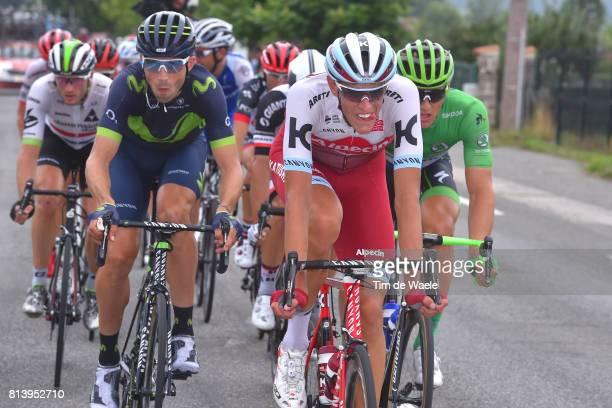 104th Tour de France 2017 / Stage 12 Nils POLITT / Imanol ERVITI / Pau Peyragudes 1580m / TDF /