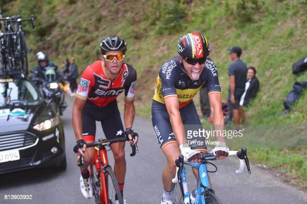104th Tour de France 2017 / Stage 12 Oliver NAESEN / Greg VAN AVERMAET / Pau Peyragudes 1580m / TDF /