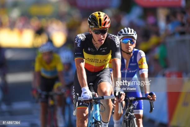 104th Tour de France 2017 / Stage 14 Arrival / Oliver NAESEN / Blagnac RodezCote de SaintPierre 563m / TDF/
