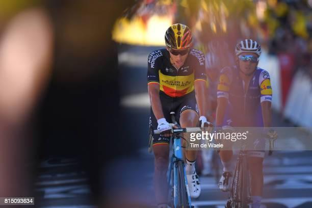 104th Tour de France 2017 / Stage 14 Arrival / Oliver NAESEN / Blagnac RodezCote de SaintPierre 563m / TDF /