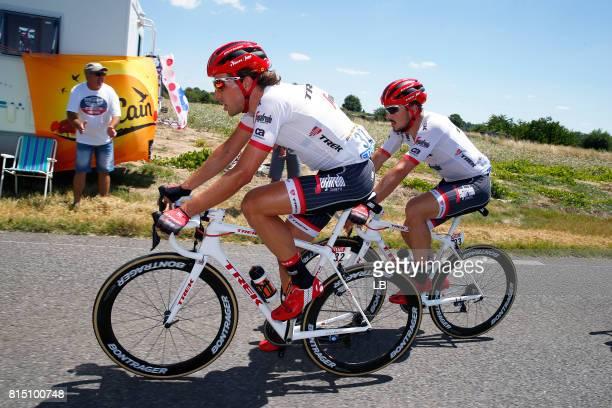 104th Tour de France 2017 / Stage 14 Koen DE KORT / John DEGENKOLB / Blagnac RodezCote de SaintPierre 563m / TDF /