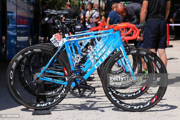 104th Tour de France 2017 / Stage 14 Start/ Cube Bikes/ Team Wanty Groupe Gobert / Blagnac RodezCote de SaintPierre 563m / TDF/
