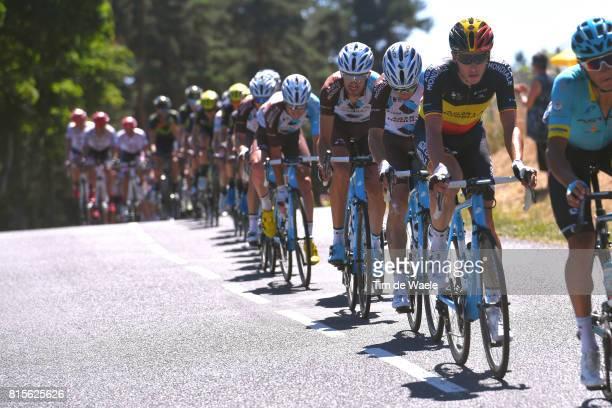 104th Tour de France 2017 / Stage 15 Oliver NAESEN / Team AG2R La Mondiale / Laissac Severac l'Eglise Le Puy en Velay / TDF/