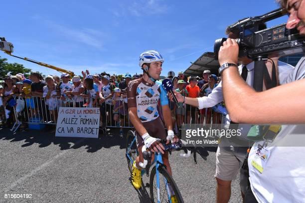 104th Tour de France 2017 / Stage 15 Pierre LATOUR / Interview / Press / Media / Laissac Severac l'Eglise Le Puy en Velay / TDF/
