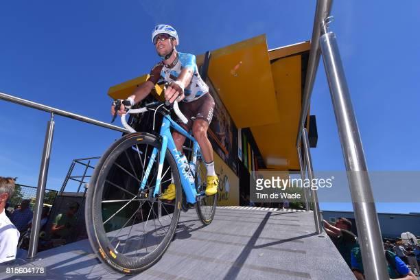 104th Tour de France 2017 / Stage 15 Pierre LATOUR / Laissac Severac l'Eglise Le Puy en Velay / TDF/