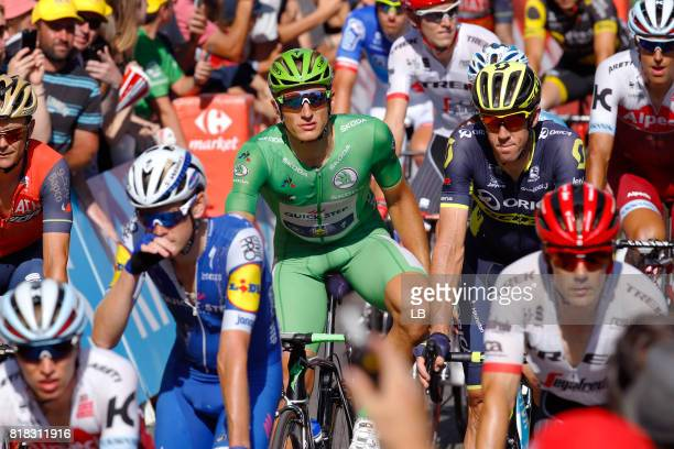 104th Tour de France 2017 / Stage 16 Arrival / Marcel KITTEL Green Sprint Jersey / Le Puy en Velay Romans sur Isere / TDF /