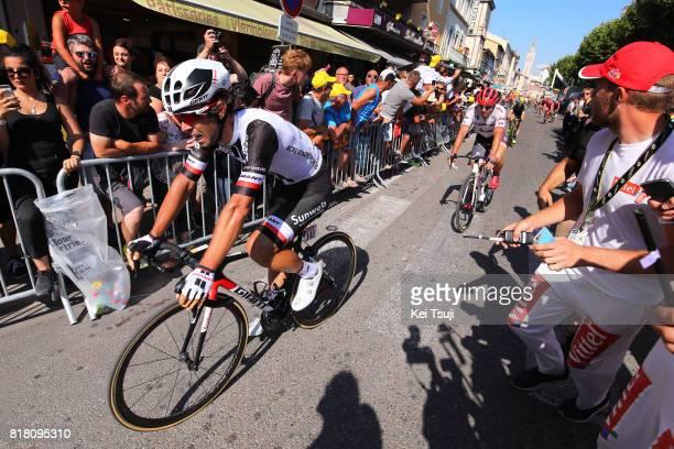 104th Tour de France 2017 / Stage 16 Arrival / Michael MATTHEWS / John DEGENKOLB / Le Puy en Velay Romans sur Isere / TDF /