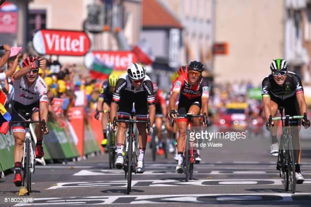 104th Tour de France 2017 / Stage 16 Arrival / Sprint / John DEGENKOLB / Michael MATTHEWS / Edvald BOASSON HAGEN / Greg VAN AVERMAET / Le Puy en...