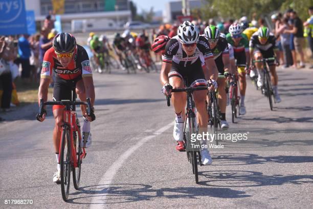 104th Tour de France 2017 / Stage 16 Greg VAN AVERMAET / Nikias ARNDT / Le Puy en Velay Romans sur Isere / TDF /