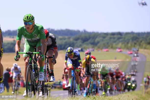 104th Tour de France 2017 / Stage 16 Marcel KITTEL Green Sprint Jersey / Le Puy en Velay Romans sur Isere / TDF /