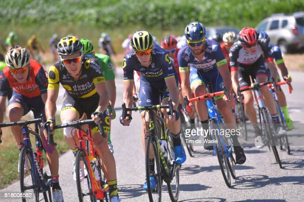 104th Tour de France 2017 / Stage 16 Mathew HAYMAN / Guillaume VAN KEIRSBULCK / Le Puy en Velay Romans sur Isere / TDF /