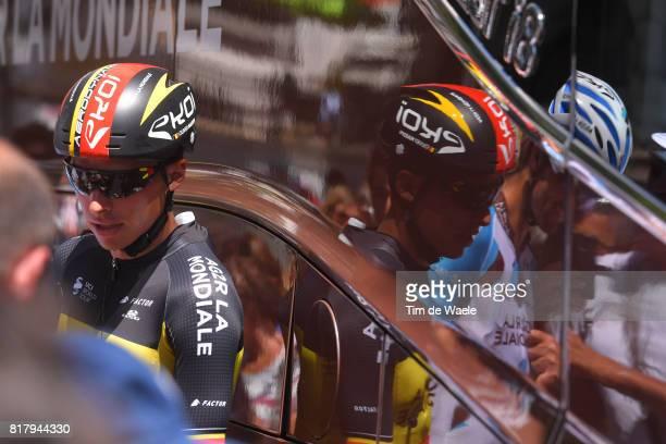 104th Tour de France 2017 / Stage 16 Start / Oliver NAESEN / Le Puy en Velay Romans sur Isere / TDF /