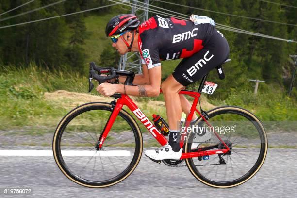 104th Tour de France 2017 / Stage 18 Alessandro DE MARCHI / Briancon IzoardCol d'Izoard 2360m / TDF /