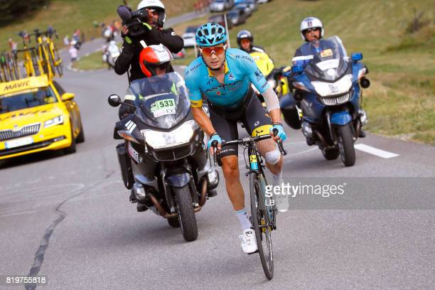 104th Tour de France 2017 / Stage 18 Alexey LUTSENKO / Briancon IzoardCol d'Izoard 2360m / TDF /