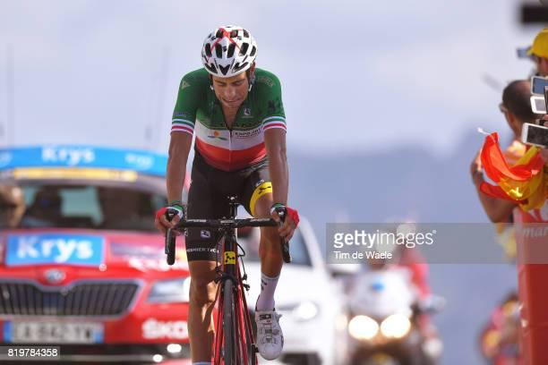 104th Tour de France 2017 / Stage 18 Arrival / Fabio ARU / Briancon IzoardCol d'Izoard 2360m / TDF /