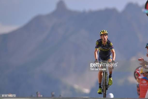 104th Tour de France 2017 / Stage 18 Arrival / Roman KREUZIGER / Briancon IzoardCol d'Izoard 2360m / TDF /