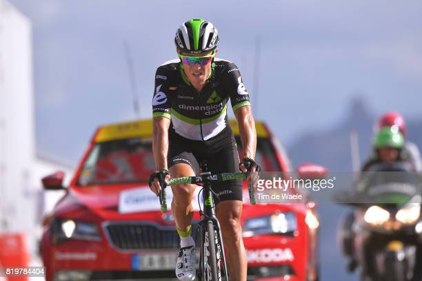 104th Tour de France 2017 / Stage 18 Arrival / Serge PAUWELS / Briancon IzoardCol d'Izoard 2360m / TDF /