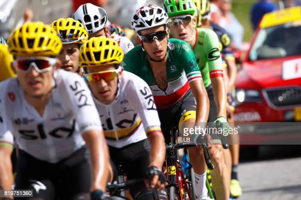 104th Tour de France 2017 / Stage 18 Fabio ARU / Briancon IzoardCol d'Izoard 2360m / TDF /
