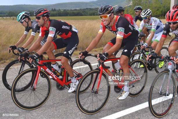 104th Tour de France 2017 / Stage 19 Amael MOINARD / Greg VAN AVERMAET / Embrun Salon de Provence / TDF /