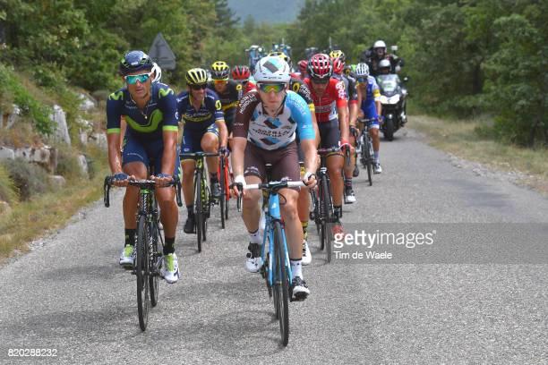 104th Tour de France 2017 / Stage 19 Daniele BENNATI / Jan BAKELANTS / Embrun Salon de Provence / TDF /