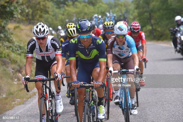 104th Tour de France 2017 / Stage 19 Daniele BENNATI / Nikias ARNDT / Embrun Salon de Provence / TDF /