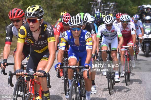 104th Tour de France 2017 / Stage 19 Lilian CALMEJANE / Gianluca BRAMBILLA / Embrun Salon de Provence / TDF /