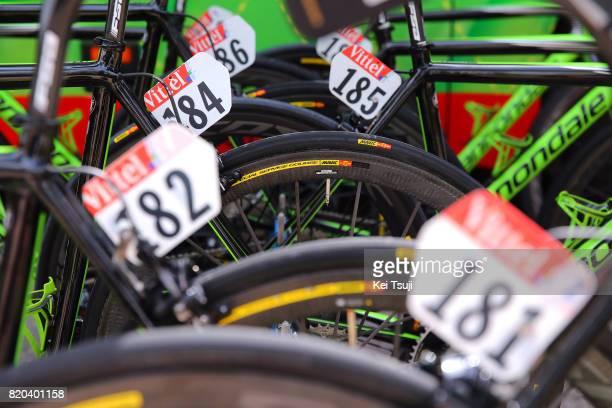104th Tour de France 2017 / Stage 19 Mavic Tyres / Wheels / Team Cannondale Drapac Pro C T / Embrun Salon de Provence / TDF /