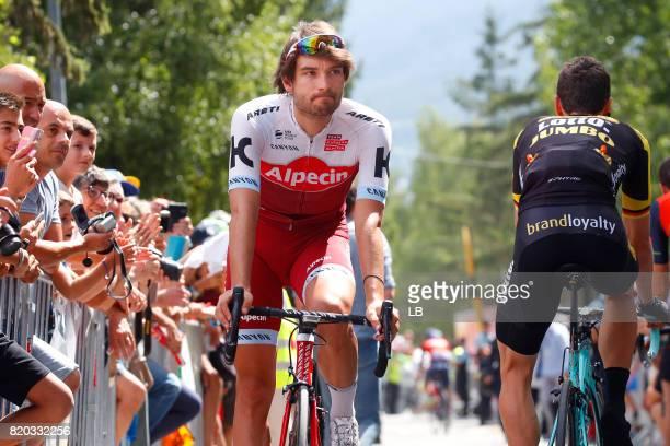 104th Tour de France 2017 / Stage 19 Rick ZABEL / Embrun Salon de Provence / TDF /