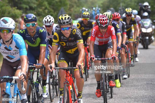 104th Tour de France 2017 / Stage 19 Sylvain CHAVANEL / Daniele BENNATI / Thomas DE GENDT / Embrun Salon de Provence / TDF /