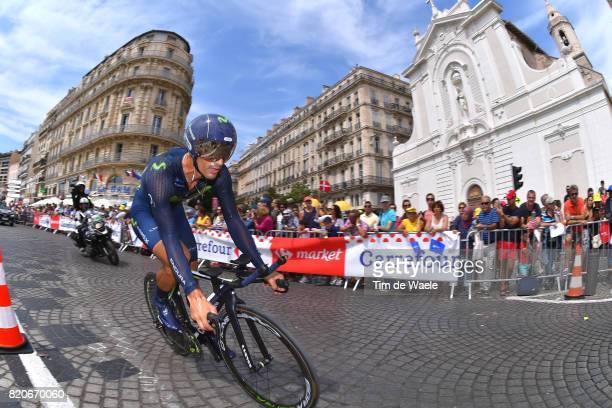 104th Tour de France 2017 / Stage 20 Daniele BENNATI / Marseille Marseille / ITT / Individual Time Trial /TDF /