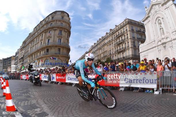 104th Tour de France 2017 / Stage 20 Fabio ARU / Marseille Marseille / ITT / Individual Time Trial /TDF /