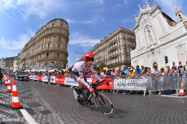 104th Tour de France 2017 / Stage 20 Haimar ZUBELDIA / Marseille Marseille / ITT / Individual Time Trial /TDF /