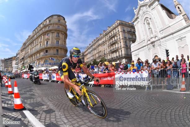 104th Tour de France 2017 / Stage 20 Lilian CALMEJANE / Marseille Marseille / ITT / Individual Time Trial /TDF /