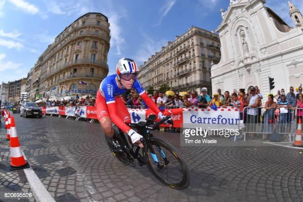 104th Tour de France 2017 / Stage 20 Pierre LATOUR / Marseille Marseille / ITT / Individual Time Trial /TDF /