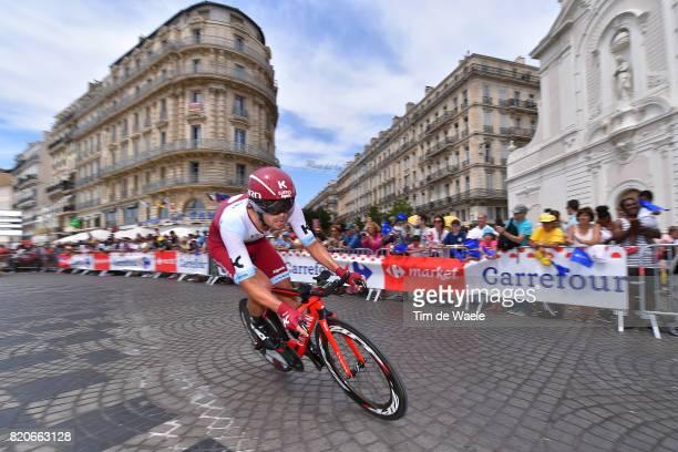 104th Tour de France 2017 / Stage 20 Rick ZABEL / Marseille Marseille / ITT / Individual Time Trial /TDF /