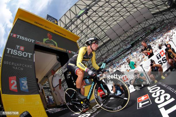 104th Tour de France 2017 / Stage 20 Start / Primoz ROGLIC / Marseille Marseille / ITT / Individual Time Trial /TDF /